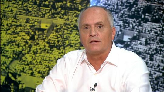 Camarote com o Presidente do Sport Club Internacional, Marcelo Medeiros