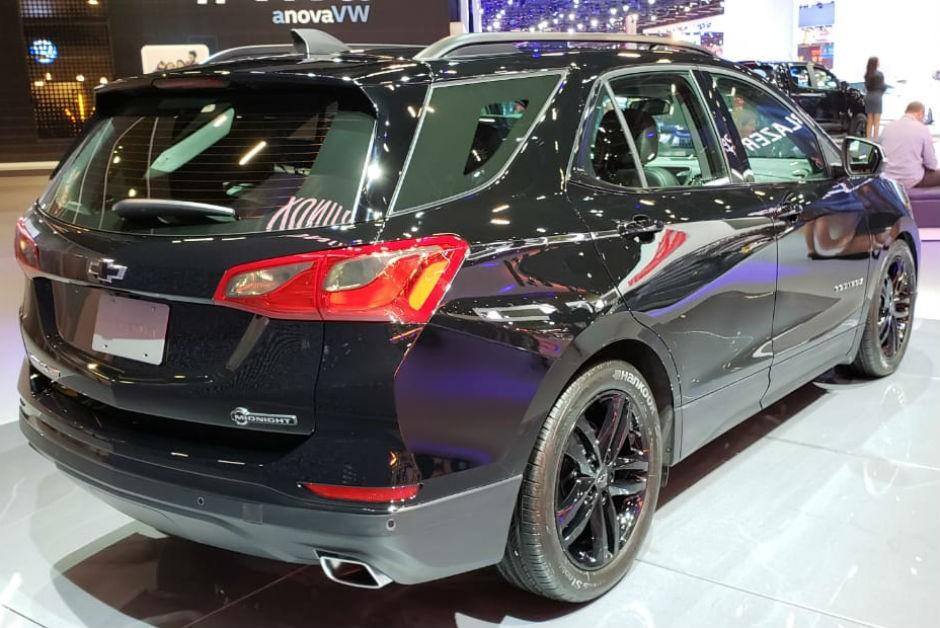 Chevrolet Equinox (Foto: Tabatha Benjamin/Autoesporte)