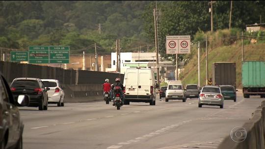 Aumentam os roubos em várias rodovias de São Paulo