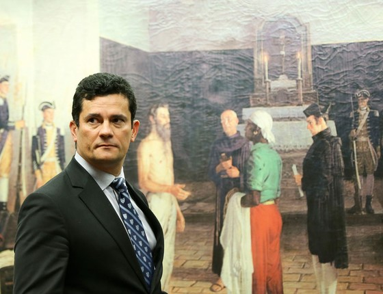 O juiz ,Sergio Moro (Foto: Marcelo Camargo/Agência Brasil)