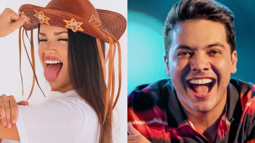 Juliette vai participar da live de Wesley Safadão no São João de Campina Grande — Foto: Lara Imperiano / Facebook Safadão