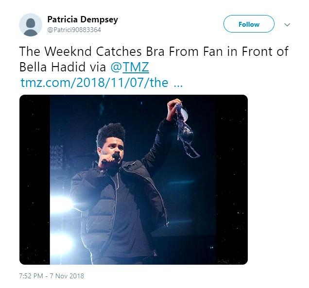 The Weeknd (Foto: Twitter)