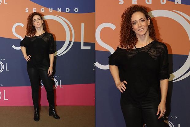 Laila Garin (Foto: Daniel Janssens/ Ed.Globo)
