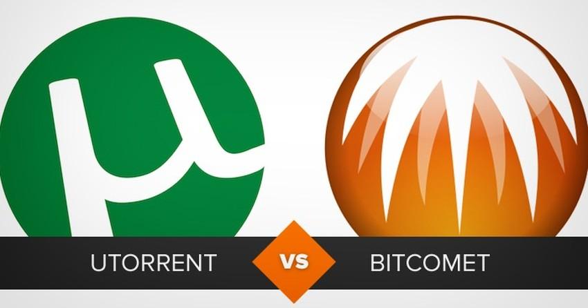 Utorrent ou Bitcomet: qual é o melhor, mais rápido e seguro?