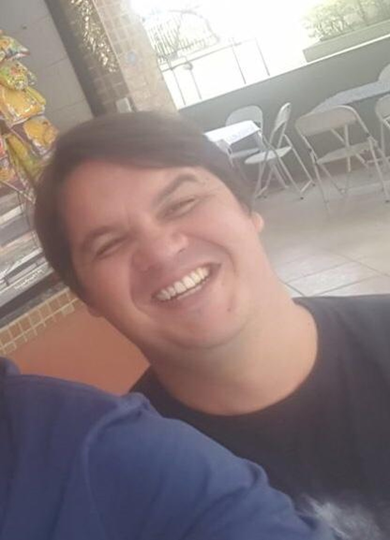 André Luiz França morreu após ser agredido por Igor, segundo a polícia — Foto: Reprodução/Redes Sociais