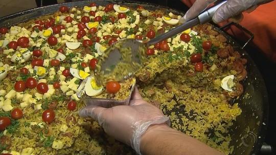 Festival Gastronômico Sabor de São Paulo reúne pratos da região em Sorocaba