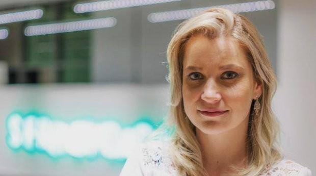 Bruna Paese, fundadora da startup IUBI (Foto: Divulgação)