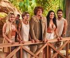 Elenco de 'Além da ilha' | Reprodução