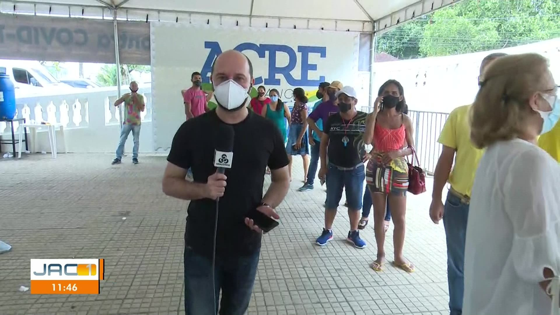 VÍDEOS: Jornal do Acre 1ª Edição desta sexta-feira, 18 de junho