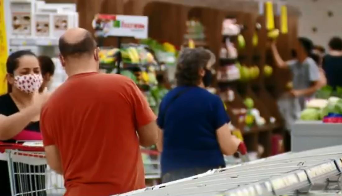 Covid-19: Prefeitura decreta limite de 30% de lotação em mercados de Foz do Iguaçu