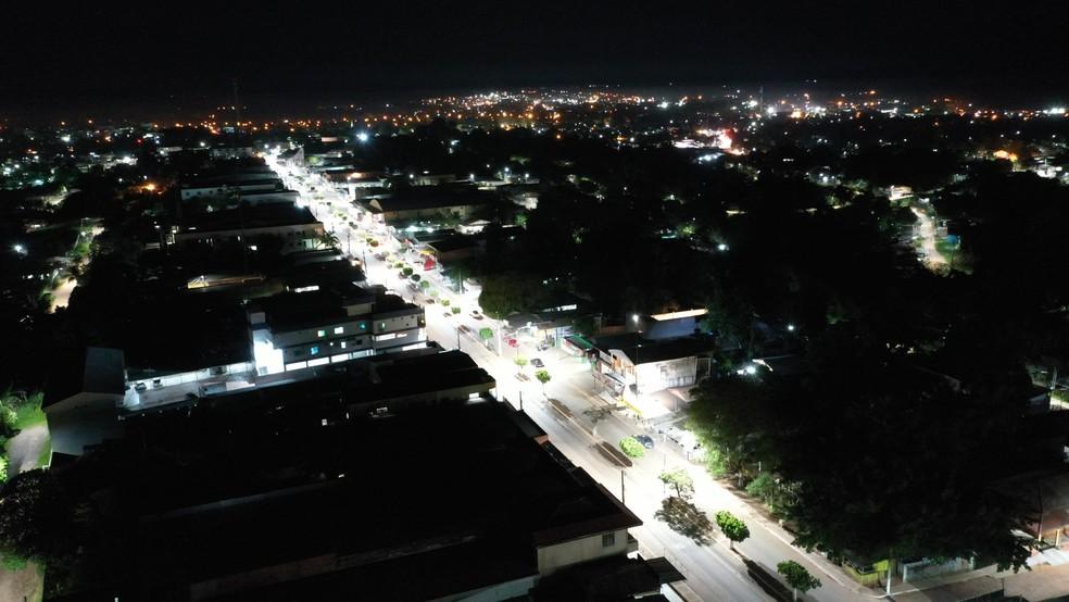 Epitaciolândia — Foto:  Comunicação Energisa Acre