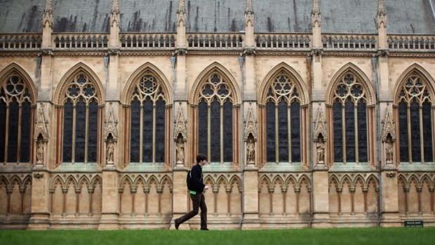 Na Europa, a universidade melhor avaliada pelo mercado de trabalho é a de Cambridge (Foto: Getty Images)