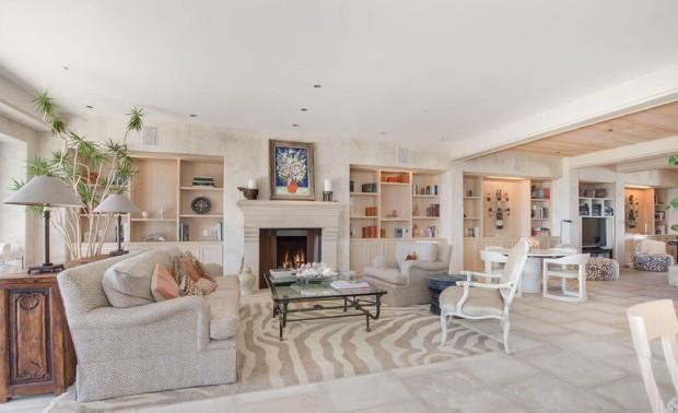 Casa de praia que já pertenceu a Frank Sinatra pode ser alugada por R$ 420 mil mensais (Foto: Divulgação)