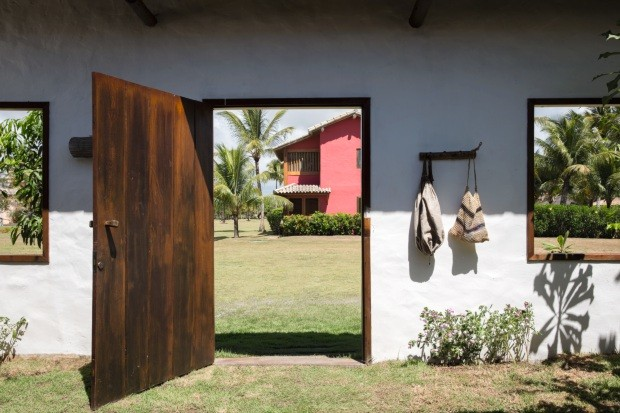 Conheça a casa baiana da feminista Antonia Pellegrino (Foto: André Klotz)