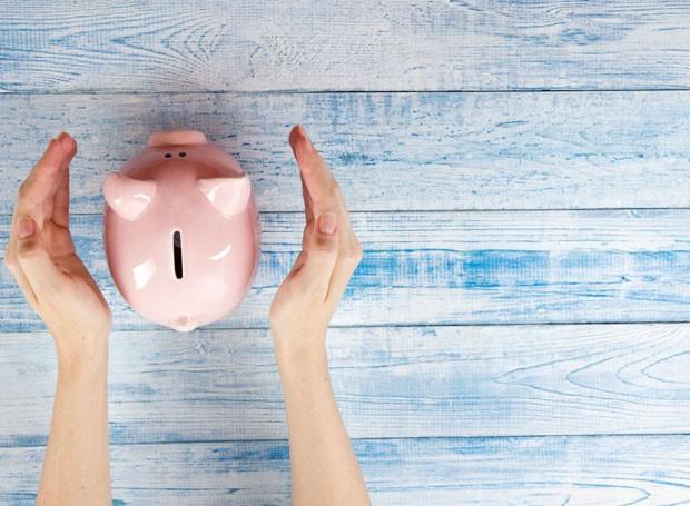 planejamento-financeiro-dinheiro-economizar-cofrinho-cofre-porquinho (Foto: Thinkstock)