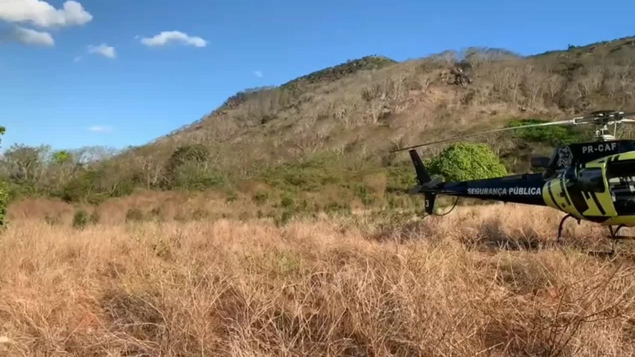 Bombeiros resgatam grupo de pessoas que se perdeu em trilha em Pão de Açúcar, AL
