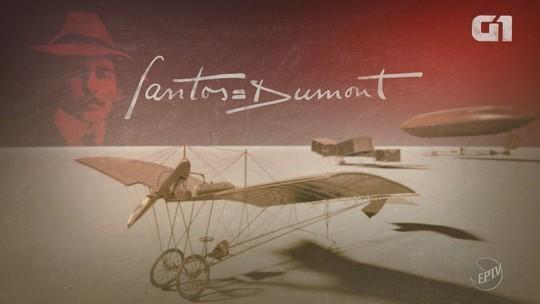 G1 lança especial multimídia sobre a vida e as invenções de Santos Dumont