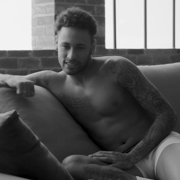 Neymar Jr (Foto:   C&A/Reprodução)