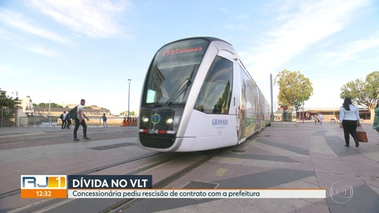 Prefeitura do Rio diz que poderá fazer nova licitação de contrato para operação do VLT