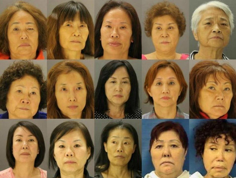 Quinze profissionais do sexo detidas em bordel que usava mão de obra de idosas