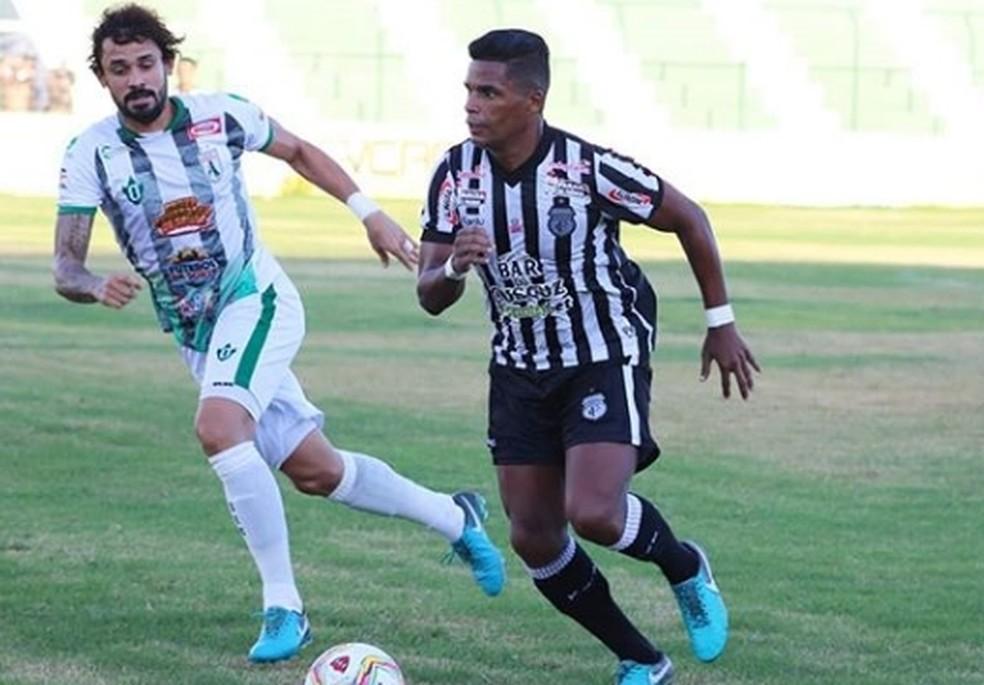Sousa está bem perto da classificação para as semifinais do estadual — Foto: Fábio Oliveira / Treze