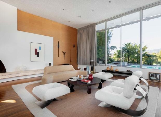 Única residência projetada por Niemeyer nos EUA pode ser alugada por R$204 mil (Foto: Reprodução / The MLS.com)