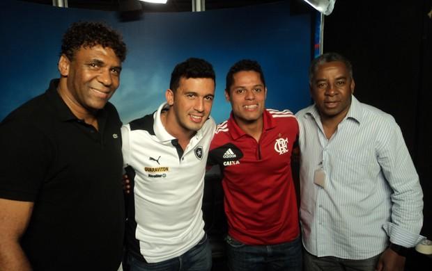 Edilson João Paulo Andrade Maurício (Foto: Daniel Cardoso/SporTV.com)