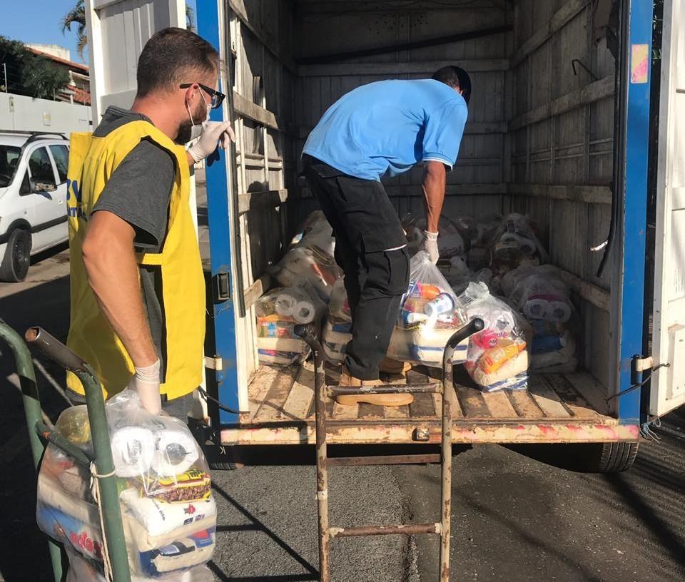 Entidades públicas e privadas se unem para fazer doações e ajudar no combate ao coronavírus no DF