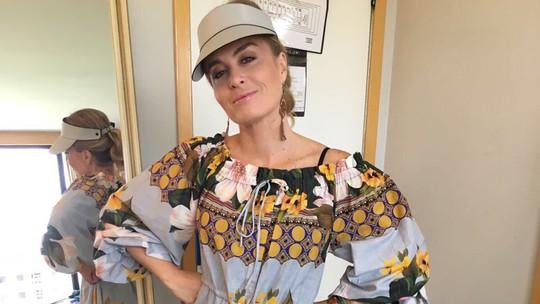 Angélica mostra camarim da segunda temporada do 'Estrelas do Brasil'