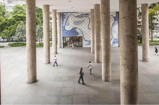 9 motivos que explicam a importância do Palácio Capanema para a arquitetura nacional (Foto: Getty Images)