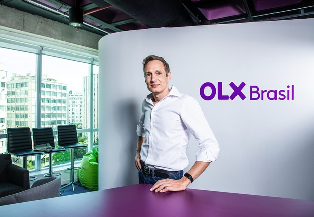 Andres Odschorn, CEO di OLX (Immagine: divulgazione)