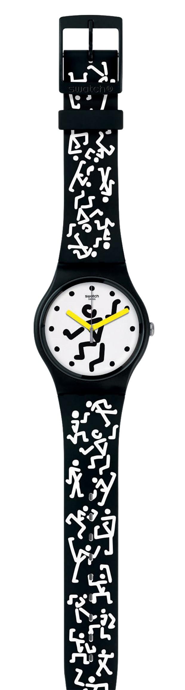 A cantora lançou, no ano passado, uma bem-sucedida parceria com a Swatch, na qual desenvolveu um modelo de relógio para a grife suíça (Foto: Paul & Martin e Divulgação)