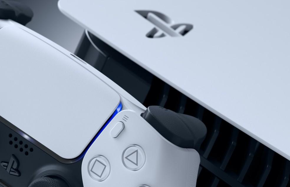 O PlayStation 5 (PS5) chegou ao mercado originalmente em 12 de novembro de 2020 — Foto: Divulgação/PlayStation