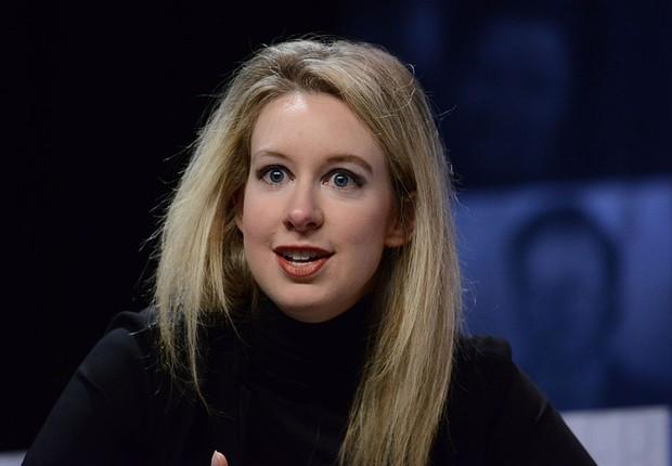 Elizabeth Holmes (Foto: Lisa Lake/Getty Images)
