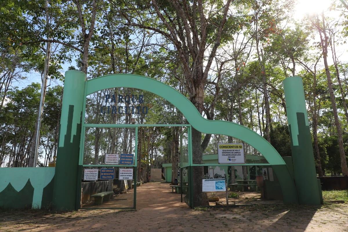 Parque Circuito é reinaugurado em Porto Velho - Notícias - Plantão Diário