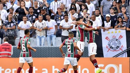 """Herói da vitória, Evanilson não garante renovação com Fluminense, mas diz: """"Quero ficar"""""""