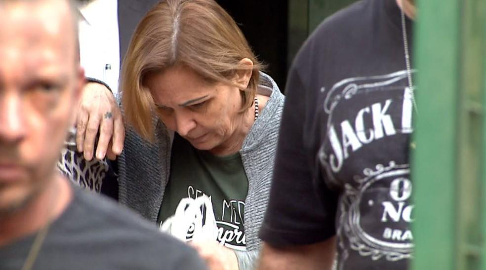 Beatriz Olivato é suspeita de atropelar e matar o marido em Ribeirão Preto, SP — Foto: Fabio Junior/EPTV