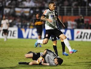 Guerrero, Corinthians x Boca Juniors (Foto: Marcos Ribolli)