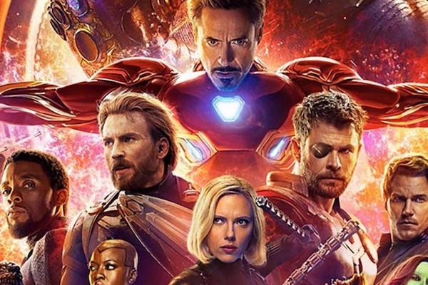 Os heróis do Universo CInematográfico Marvel (Foto: Reprodução)