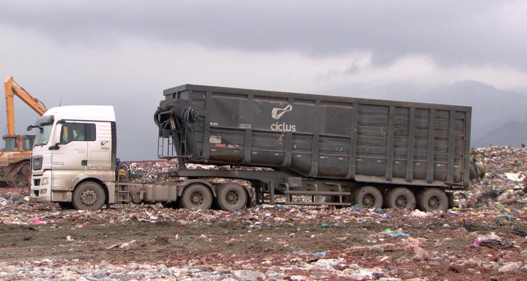 A nova tecnologia que prevê deslizamentos em aterros sanitários - Notícias - Plantão Diário