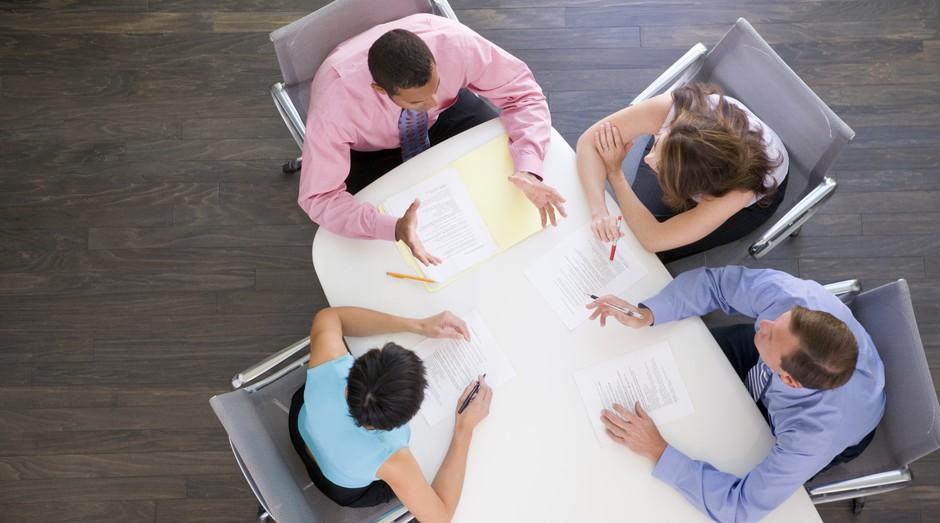 reunião; conferencia; encontro; empreendedorismo; startups (Foto: ThinkStock)