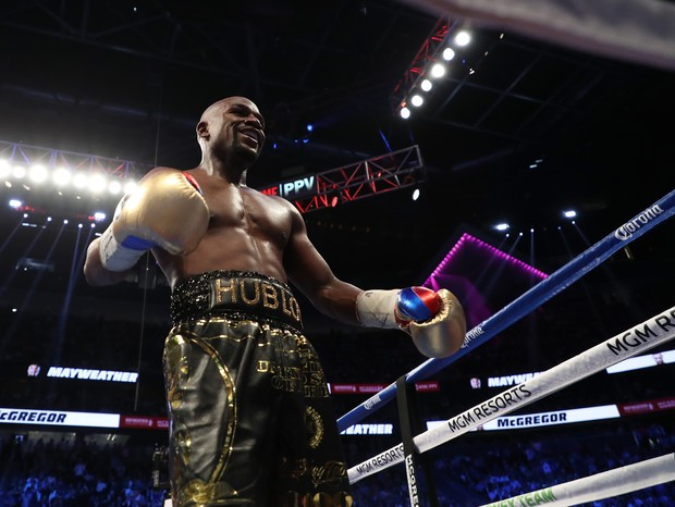 Floyd Mayweather  (Foto: getty images)