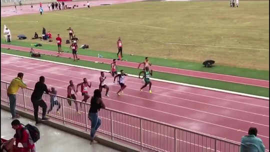 Petrucio bate recorde mundial, mas marca não é validada por ausência de anti-doping