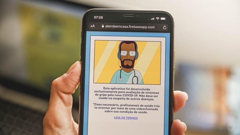 Moradores de Sertânia passam a contar com o aplicativo 'Atende em Casa'