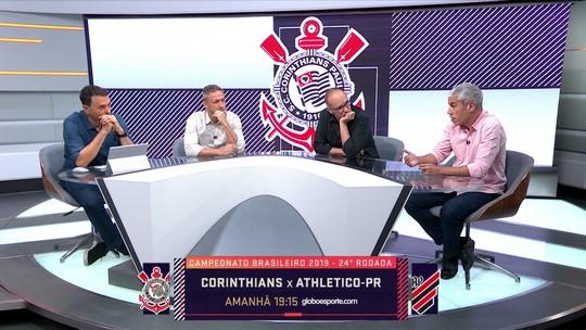 """No Seleção, Ricardinho diz que há desequilíbrio no Corinthians: """"Precisa pensar em atacar"""""""