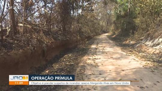 Operação da PF prende grupo que invadiu e desmatou assentamento em RO