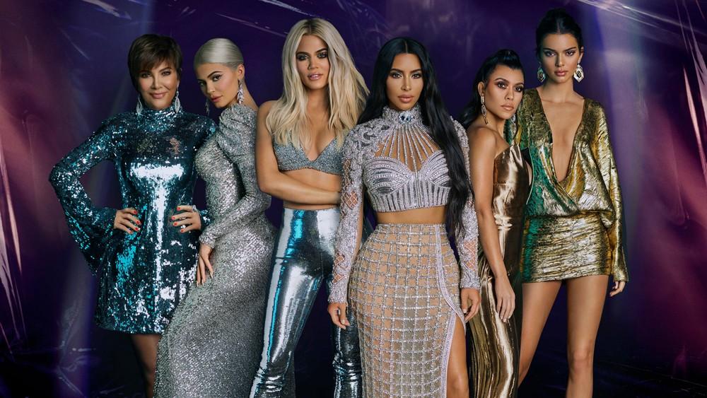 As protagonistas do reality Keeping Up With The Kardashians (Foto: divulgação)