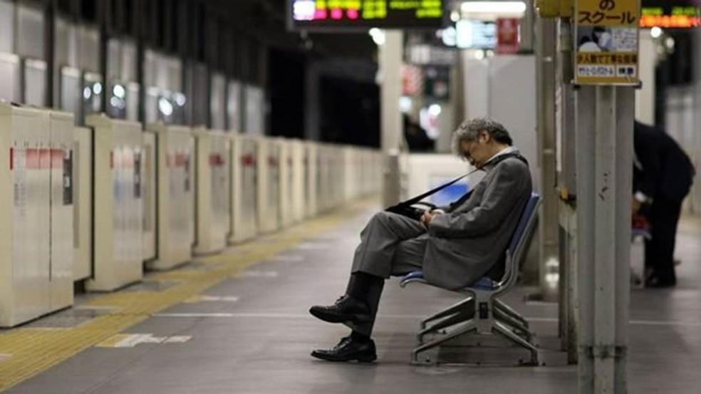 Japão não tem limite para horas trabalhadas ou horas extras (Foto: Getty Images)