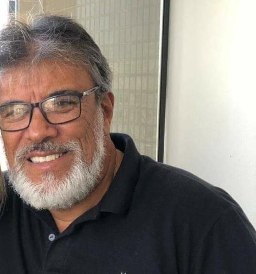 Ex-secretário de Saúde de Campo Belo morre após ser atacado durante visita política — Foto: Reprodução / Redes Sociais