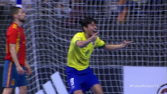 Brasil se impõe em Madri, bate a Espanha e fecha tour europeu com três vitórias